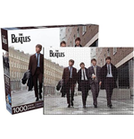 Beatles - Puzzle Street Color 1000 Pz