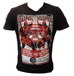 T-shirt Deadpool Deadpool Kills Deadpool