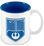 Tazza Star Wars Episode VII Resistance Logo
