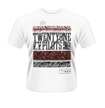 T-shirt Twenty One Pilots Athletic Stack