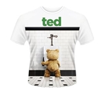 T-shirt Ted - Poster