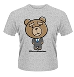 T-shirt Ted Grrrrmondays