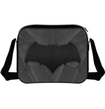 Batman V Superman - Batman Logo Messenger Bag Grey/Black (Borsa A Tracolla)