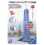 Ravensburger 12562 - Puzzle 3D - Freedom Tower