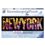 Ravensburger 14650 - Puzzle 500 Pz - New York Graffiti - Trend Package