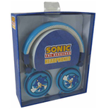 Sega - 3D Sonic Headphone (Cuffie Stereo)