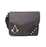 Assassin's Creed Syndicate - Logo Flap With Buttons (Borsa A Tracolla)