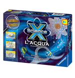 Ravensburger 18791 - Science X - Esperimenti Scientifici - Mini - L'Acqua