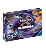 Ravensburger 18154 - Science X - Esperimenti Scientifici - Mini - 3D Optics