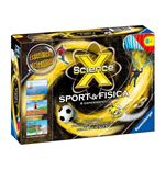 Ravensburger 18153 - Science X - Esperimenti Scientifici - Mini - Sport E Fisica