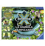 Ravensburger 18188 - Science X - Esperimenti Scientifici - Mini - La Giungla Rampicante