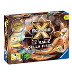 Ravensburger 18163 - Science X - Esperimenti Scientifici - Mini - Le Magie Della Fisica