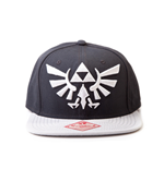 Nintendo - Zelda With Grey Logo (Cappellino)