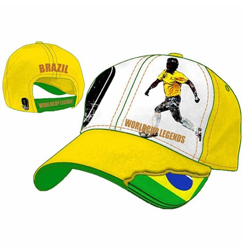 World Cup Legends - Brazil (Cappellino)