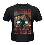 2000AD Judge Dredd - Judgement Is Here (T-SHIRT Unisex )