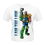 2000AD Judge Dredd - I Am The Law 2 (T-SHIRT Unisex )