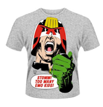 2000AD Judge Dredd - Emo Kids (T-SHIRT Unisex )