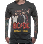 AC/DC - Highway To Hell Photo (T-SHIRT Unisex )
