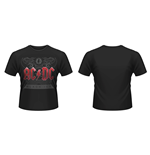 AC/DC - Black Ice Grey (T-SHIRT Unisex )