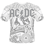 AC/DC - Black Ice (T-SHIRT Unisex )