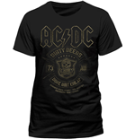 AC/DC - Black Done Cheap (T-SHIRT Unisex )