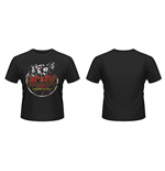 AC/DC - Band Circle (T-SHIRT Unisex )