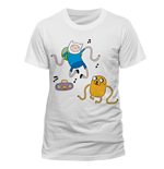 Adventure Time - Radio (T-SHIRT Unisex )