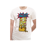 Adventure Time - Pancakes (T-SHIRT Unisex )