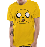 Adventure Time - Jake Face (T-SHIRT Unisex )