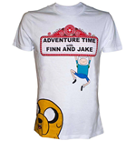Adventure Time - Finn And Jake (T-SHIRT Unisex )