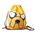 Adventure Time - Finn & Jake (Borsa Sacco Ginnastica Reversibile)