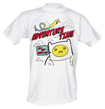 Adventure Time - Algebraic (T-SHIRT Unisex )