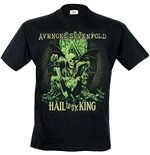Avenged Sevenfold - En Vie Black (T-SHIRT Unisex )