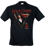 Alice Cooper - Welcome To My Nightmare (T-SHIRT Unisex )