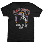 Alice Cooper - Mad House Rock (T-SHIRT Unisex )