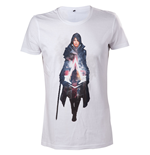 ASSASSIN'S Creed Syndicate - White Evie Frye (T-SHIRT Unisex )