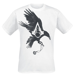 ASSASSIN'S Creed Syndicate - White Crow (T-SHIRT Unisex )