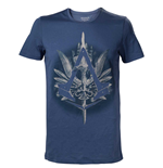 ASSASSIN'S Creed Syndicate - Cane Logo Blue (unisex )