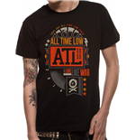 All Time Low - Volts (unisex )