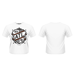 All Time Low - Shield White (unisex )