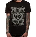 All Time Low - Dying To Live (T-SHIRT Unisex )
