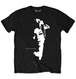 Amy Winehouse - Scarf Portrait Black (T-SHIRT Unisex )