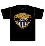 Anthrax - Eagle Shield (T-SHIRT Unisex )