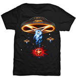 Anthrax - Anthems Smoking (T-SHIRT Unisex )