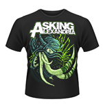 Asking Alexandria - Tusks (T-SHIRT Unisex )
