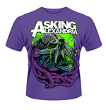 Asking Alexandria - Night Slime 2 (T-SHIRT Unisex )