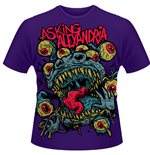 Asking Alexandria - Eyeballs (T-SHIRT Unisex )