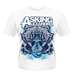 Asking Alexandria - Bear Skull (T-SHIRT Unisex )