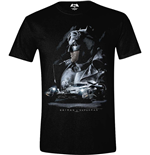 Batman V Superman - Batmobile Icon Black (T-SHIRT Unisex )
