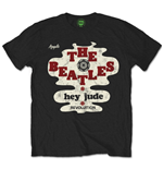 Beatles (THE) - Hey JUDE/REVOLUTION Black (unisex )